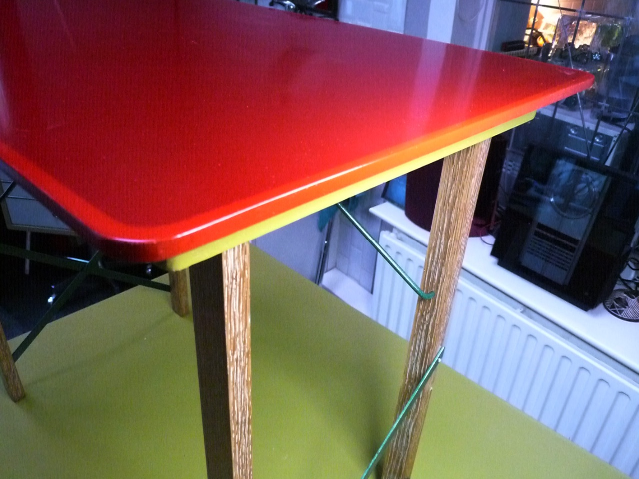 Table pliante1950      175€